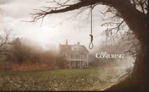 The Conjuring Plakat