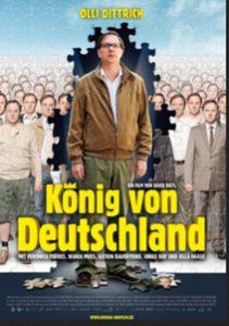 Der König von Deutschland Poster