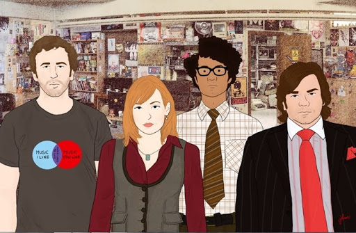IT Crowd Staffel 2 Poster