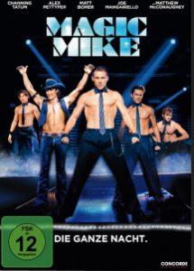 Magic Mike Cover