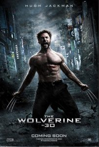 Wolverine Kinoplakat