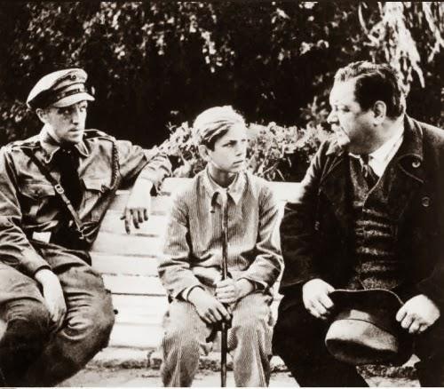 Hitlerjunge Quex Szene