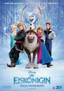 Die Eiskönigin Plakat