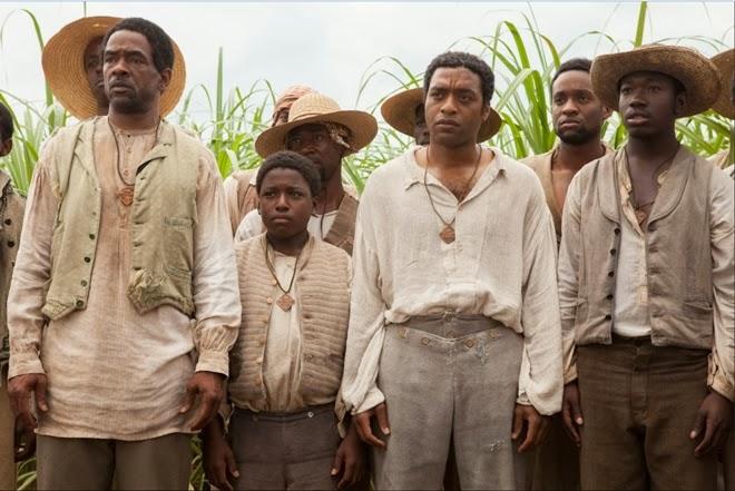 Sklaven in 12 Years A Slave