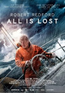 All is Lost Plakat