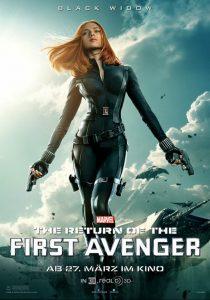First Avenger Poster