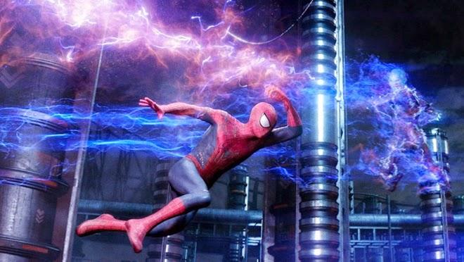 Amazing Spiderman 2 Andrew Garfield