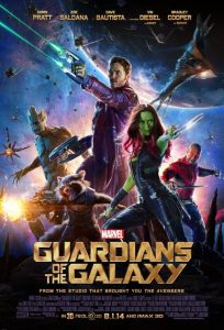 Poster von Guardians of the Galaxy