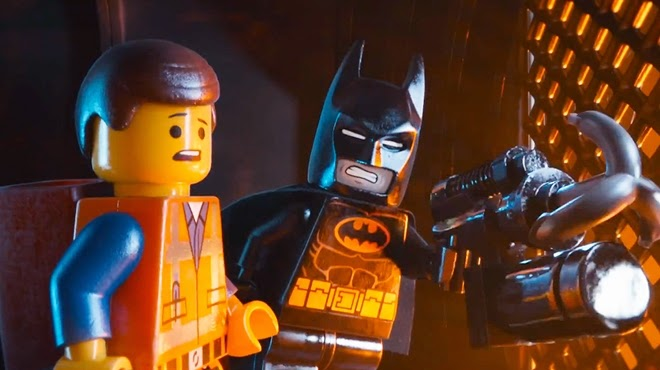 Will Arnett Batman Lego Movie
