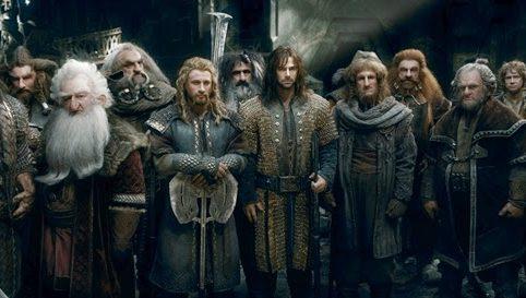 Alle Zwerge aus Der Hobbit 3