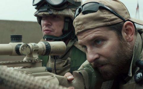 American Sniper mit Bradley Cooper