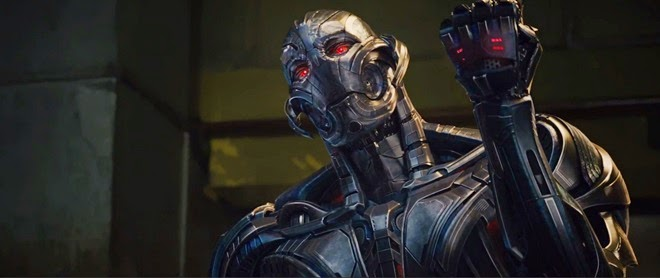 Ultron in Age of Ultron