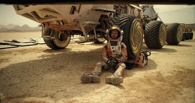 Matt Damon in Der Marsianer