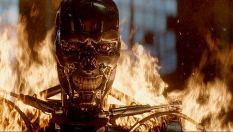 Terminator aus Terminator Genisys
