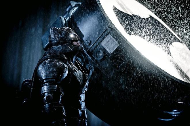 Batman v Superman Szenenbild