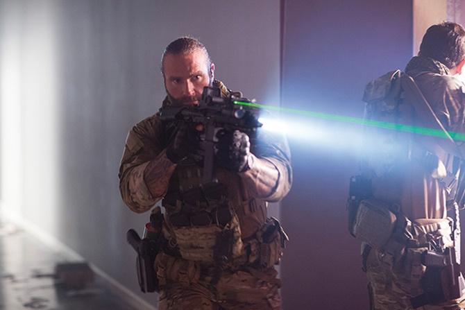 Navy Seals vs Zombies Actionszene