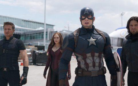 The First Avenger Civil War Szenenbild