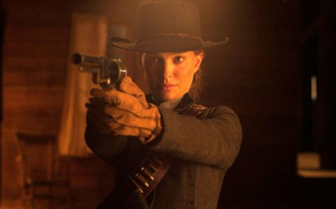 Natalie Portman in Jane Got A Gun