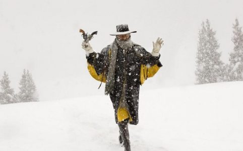 The Hateful Eight mit Samuel L. Jackson