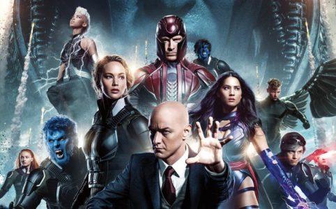 X Men Apocalypse Promobild