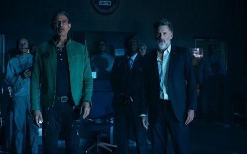 Independence Day 2 Wiederkehr mit Jeff Goldblum