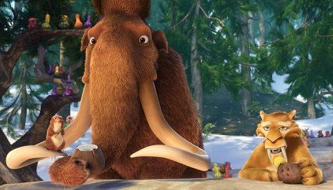 Ice Age 5 Manny