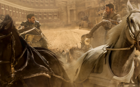 Jack Huston in Ben Hur