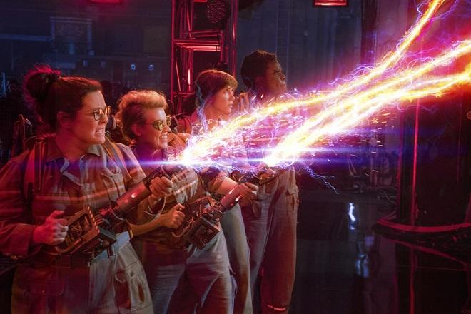 Ghostbusters mit Kristen Wiig