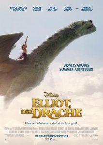 Elliot Der Drache Cover
