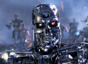Terminator aus Terminator