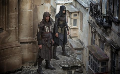Assassins Creed mit Michael Fassbender