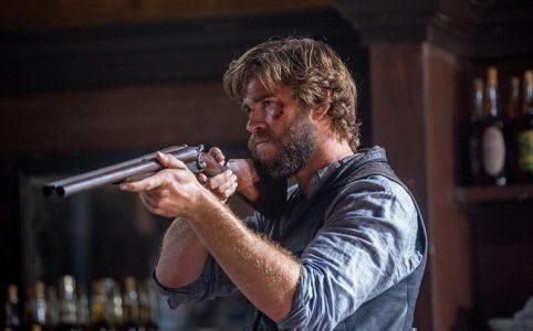 Liam Hemsworth in Das Duell