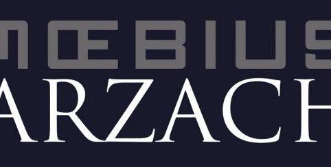 Moebius Arzach Schriftzug
