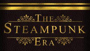 Steampunk als Schriftzug