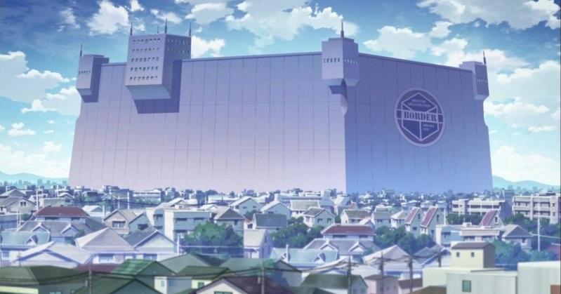 Mikado City aus World Trigger