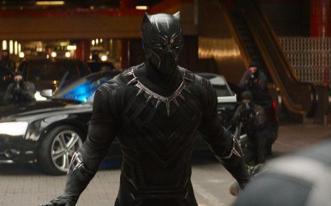 Black Panther in Civil War