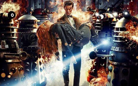 Matt Smith als Doctor Who