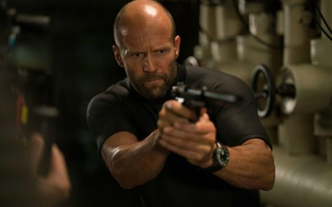 Jason Statham in The Mechanic Resurrection
