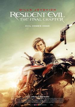 Resident Evil Kinoposter