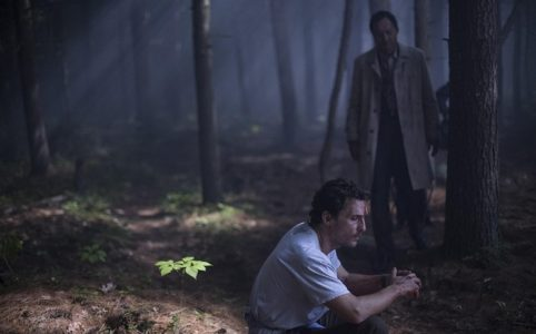 The Sea of Trees mit Matthew McConaughey