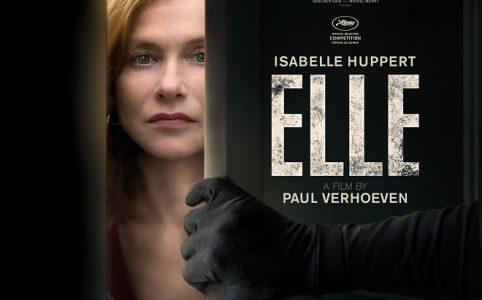 Isabelle Huppert in Elle