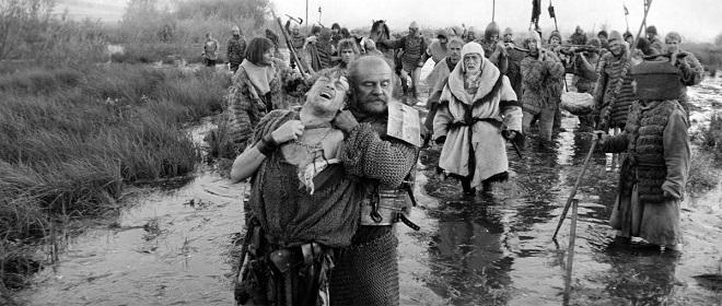 Szene aus Marketa Lazarova
