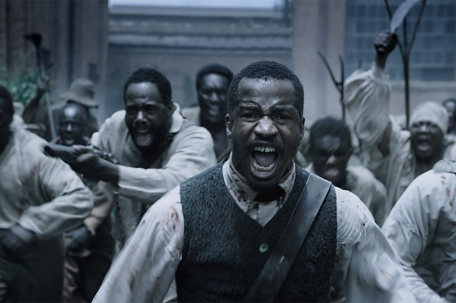 Birth of A Nation mit Nate Parker