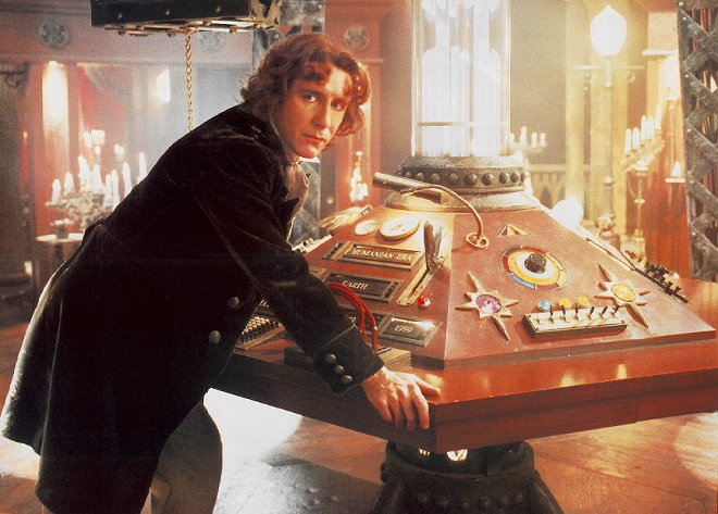 Paul McGan in Doctor Who