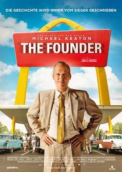 Michael Keaton als The Founder