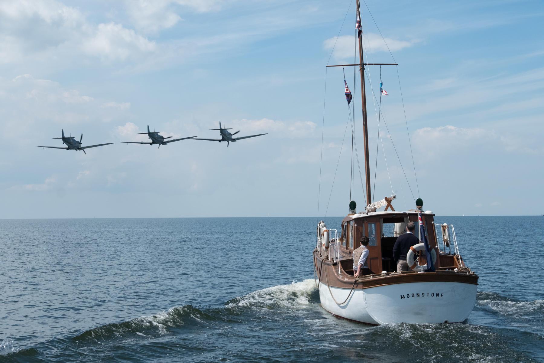 Dunkirk von Christopher Nolan jetzt im Kino