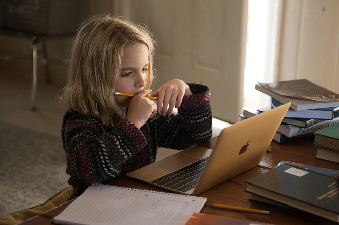 McKenna Grace in Begabt