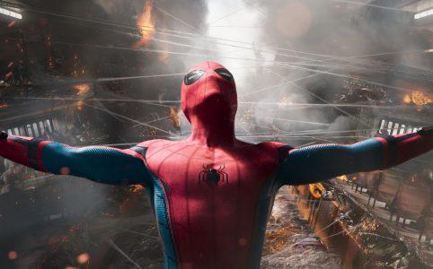Spiderman Homecoming jetzt im Kino