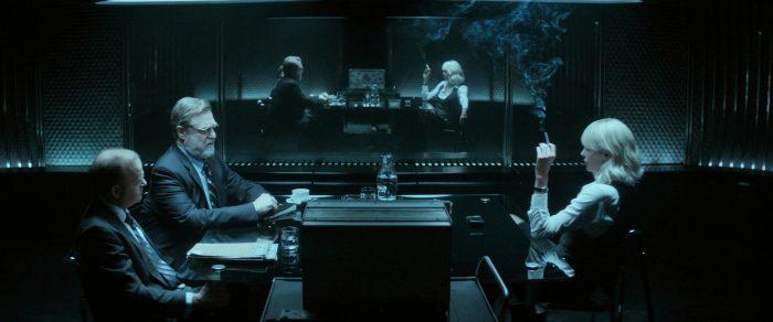 Im Verhörraum mit John Goodman