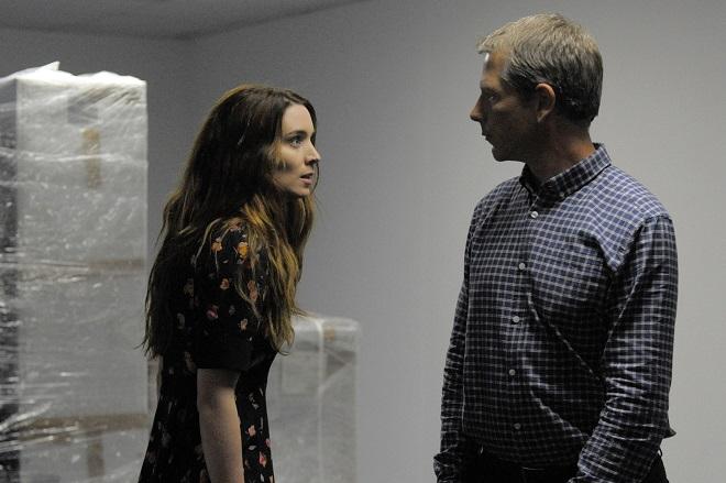 Ben Mendelsohn und Rooney Mara in Una und Ray
